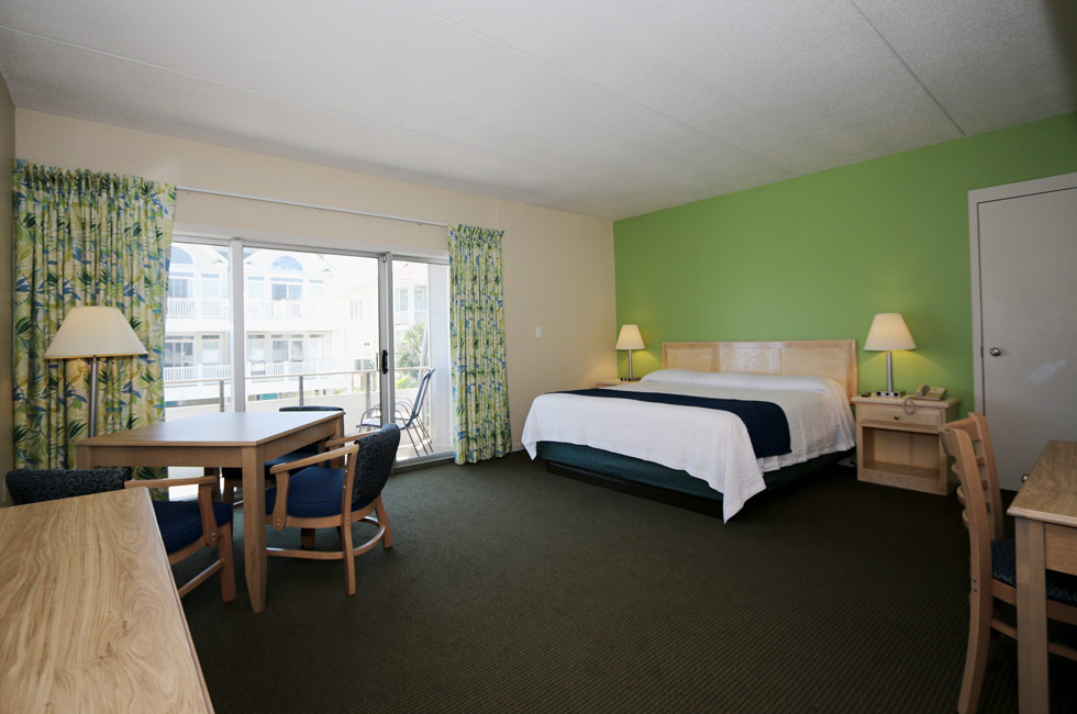 We offer quality accommodation with attentive and relaxed service - Accommodation Wrightsville Beach - North Carolina